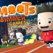 PS4&Switch用ソフト『Smoot Summer Games』が2020年6月に国内配信決定!美しい3Dアートで作られたマルチプレイヤースポーツゲーム