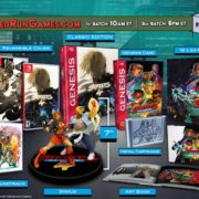 『Streets of Rage 4』の海外パッケージ版「Limited Collector's Edition」が発売決定!