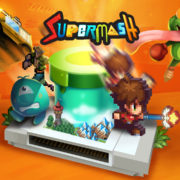 PS4&Xbox One&Switch用ソフト『SuperMash』の海外発売日が2020年5月8日に決定!