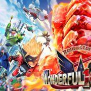 Switch版『The Wonderful 101: Remastered』の「あらかじめダウンロード」が開始!