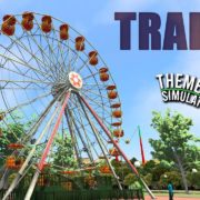 Switch版『Theme Park Simulator』が海外向けとして2020年4月17日に配信決定!テーマパークシミュレーターゲーム