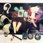 PS4&Switch用ソフト『void tRrLM(); //ボイド・テラリウム』のオリジナルグッズがオフィシャル倶楽部MAGで発売開始!