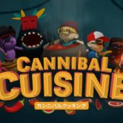 Switch版『カンニバルクッキング』が2020年5月20日に配信決定!カオスなオフライン協力料理ゲーム