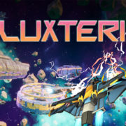 Switch用ソフト『Fluxteria』が海外向けとして配信決定!ノンストップのアーケードスペースシューティングアクションゲーム