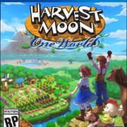 PS4&Switch用ソフト『Harvest Moon: One World』のボックスアートが公開!