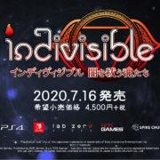 PS4&Switch版『Indivisible』のコンバットトレーラーが公開!