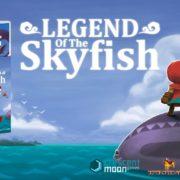 PS4&Switch版『Legend of the Skyfish』のパッケージ版が海外向けとしてRED ART GAMESから発売決定!