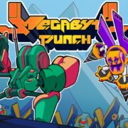 Switch用ソフト『Megabyte Punch』が2020年5月7日から配信開始!エレクトロスタイルのプラットフォーム対戦ゲーム