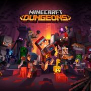 PS4&Xbox One&Switch&PC用ソフト『Minecraft Dungeons』が2020年5月26日から配信開始!