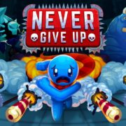 Switch用ソフト『Never Give Up』の配信日が2020年6月4日に決定!