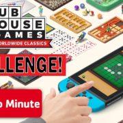 【Nintendo Minute】Switch用ソフト『世界のアソビ大全51』のプレイ動画が公開!