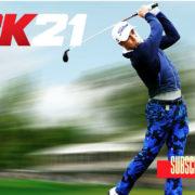 PS4&Xbox One&Switch&PC用ソフト『PGA TOUR 2K21』が2020年8月21日に発売決定!