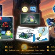 Nintendo Switchパッケージ版『Pode』のArtist's Editionが発表!