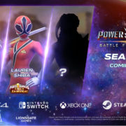 『Power Rangers: Battle for the Grid』のDLC「Season3」が発表!