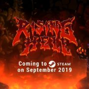 PS4&Xbox One&Switch版『ライジングヘル』が2020年夏に配信決定!
