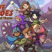 Switch&PC用ソフト『Rogue Heroes: Ruins of Tasos』が海外向けとして2020年夏に発売決定!4人プレイヤーで遊べるアクションRPG