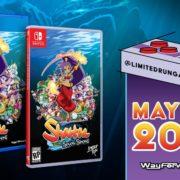 PS4&Switch版『Shantae and the Seven Sirens』の海外パッケージ版 予約開始日が2020年5月15日に決定!