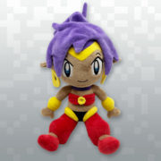 『Shantae』のぬいぐるみがFangamerから発売決定!