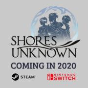 『Shores Unknown (ショアズ アンノウン)』が「BitSummit Gaiden」に出展決定!ターンベースのタクティカルRPG
