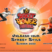 『Street Power Football』がPS4&Xbox One&Switch&PC向けとして2020年夏に発売決定!アーケードスタイルのストリート・サッカーゲーム