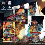 『Streets of Rage 4』のヨーロッパ向けパッケージ版がSignature Edition Gamesから発売決定!