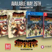 PS4&Switch版『SuperEpic』のパッケージ版が北米向けとしてLimited Run Gamesから発売決定!