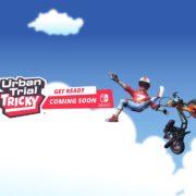 Switch用ソフト『アーバントライアル トリッキー』が2020年夏に配信決定!
