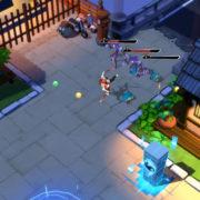 PS4&Xbox One&Switch版『Zengeon』が海外向けとして2020年に発売決定!の道教ローグライク・アクションRPG