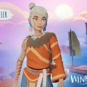 PS4&Xbox One&Switch&PC用ソフト『Windbound』のGameplay Trailerが公開!