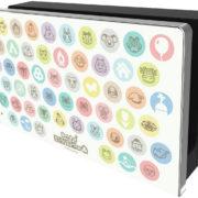 【画像更新】アイレックスから『あつまれ どうぶつの森』デザインのSwitch用「キャラクタードックカバー」が2020年8月に発売決定!