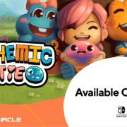 Switch版『Alchemic Cutie』が海外向けとして2020年 Q4に発売決定!