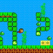 PS4&Xbox One&Switch&PC用ソフト『Alex Kidd in Miracle World DX』が海外向けとして2021年 Q1に発売決定!