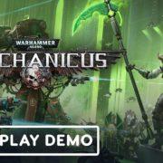 PS4&Xbox One&Switch版『Warhammer 40,000: Mechanicus』の海外発売日が2020年7月17日に決定!