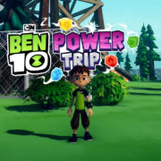 PS4&Xbox One&Switch&PC用ソフト『Ben 10 POWER TRIP』が海外向けとして2020年10月9日に発売決定!
