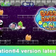 『バブルボブル 4 フレンズ』の最新情報を伝える動画が公開!