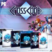 PS4&Switch版『CrossCode』のパッケージ版が海外向けとして2020年8月28日に発売決定!
