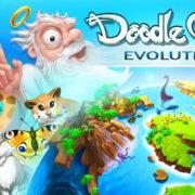 Switch版『ドゥードゥルゴッド:エボリューション -Doodle God: Evolution-』が2020年7月2日に発売決定!