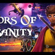 『Doors of Insanity』と『トビー:ひみつの鉱山』と『Rhythm Fighter』のプレイ動画が公開!【BitSummit Gaiden 1日目】