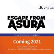 PS4&Switch用ソフト『Escape from Asura』が海外向けとして2021年に発売決定!