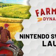 Nintendo Switch版『Farmer's Dynasty』の海外ローンチトレーラーが公開!