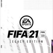 Switch『FIFA 21 LEGACY EDITION』は今回もパッケージでもリリース!