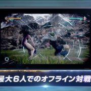 Switch版『JUMP FORCE デラックスエディション』の発売日が2020年8月27日に決定!第2弾PVが公開