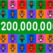 『ジャンプロープ チャレンジ』は3日間で2億回を超えるジャンプが世界中のプレイヤーによって行われる!