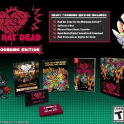 PS4&Switch用ソフト『MAD RAT DEAD(マッドラットデッド)』の海外発売日が2020年10月30日に決定!