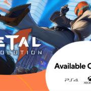 PS4&Xbox One&Switch版『Metal Revolution』が海外向けとして2020年 Q4に発売決定!