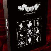 Switch版『moon』の豪華パッケージ版「moon  PREMIUM EDITION」が2020年10月15日に発売決定!