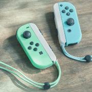 マイニンテンドーストア限定「Joy-Con (L)/(R) (あつまれ どうぶつの森)」と「Nintendo Switchドック (あつまれ どうぶつの森)の販売が再開!