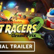 PS4&Xbox One&Switch用ソフト『Nickelodeon Kart Racers 2: Grand Prix』が海外向けとして2020年10月に発売決定!