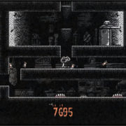 PS4&Xbox One&Switch&PC用ソフト『Nongunz: Doppelganger Edition』が海外向けとして2020年に発売決定!