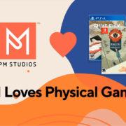 PM Studiosがいくつかのタイトルの物理的なリリースを発表!